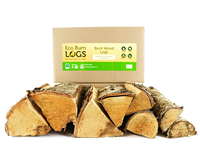 Sustainably produced kiln dried logs.