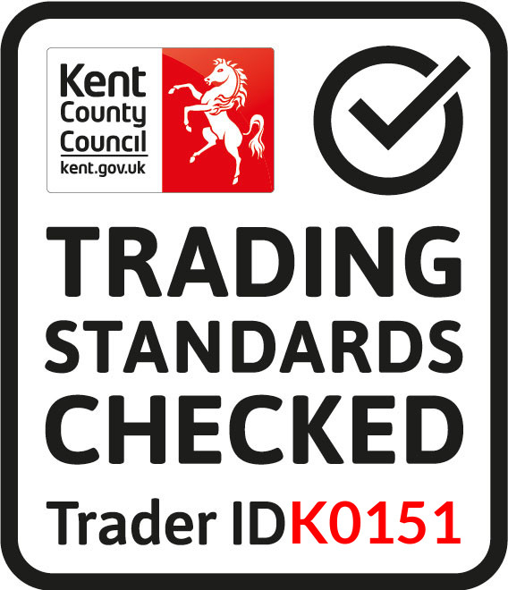 We are Kent Trading Standards Approved