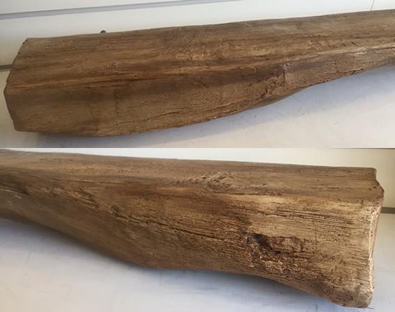 'Oak' beam. Can you tell the difference?