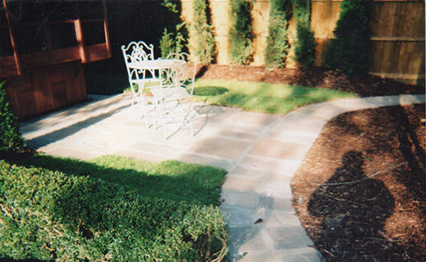 We can transform your garden for you.