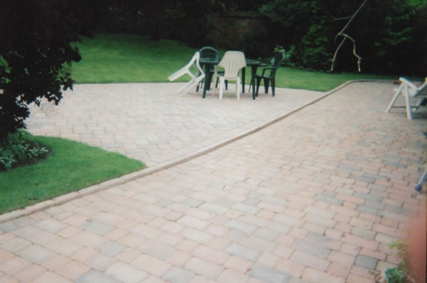 Patio areas, driveways... we've got it covered.
